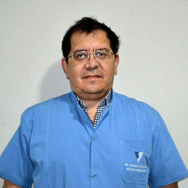 Pediatría - Dr. Ricardo Mansur